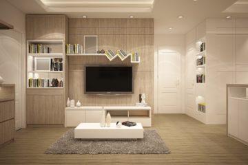 Flache Fußbodenheizung Wohnzimmer